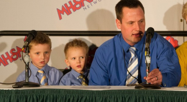 "Jared Redell – BCAM's ""Class C"" Coach of the Year"