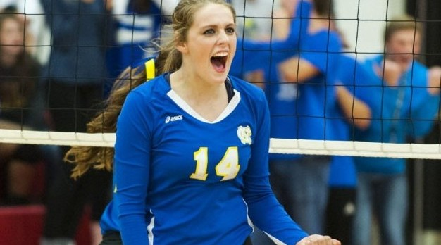 Mustangs defeat Montague for first volleyball regional title since 1999