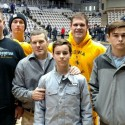 Wrestlers take in Iowa at NorthWestern