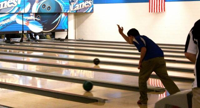 Boys Varsity Bowling beat Potter's House Christian 28-2
