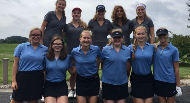 Future is bright for Mustang golf