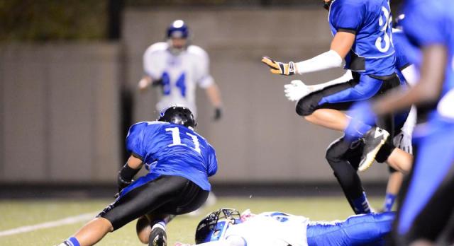 Mustang football opening the 2016 season at Spring Lake