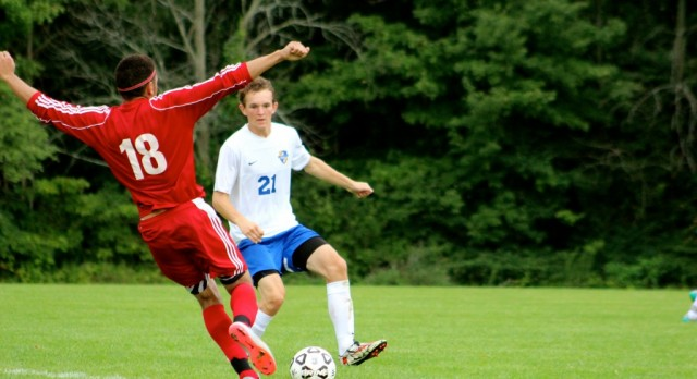 Boys Varsity Soccer beats Comstock Park  7-0