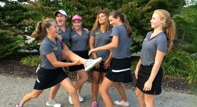 Mustang golf shows the value of TEAM