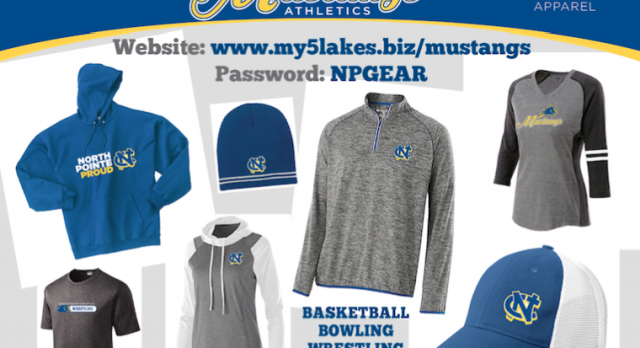 Cyber Monday – Gear up in Mustang wear!