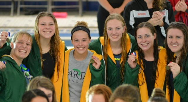 NorthPointe Christian has Three All-State Swimmers/Diver