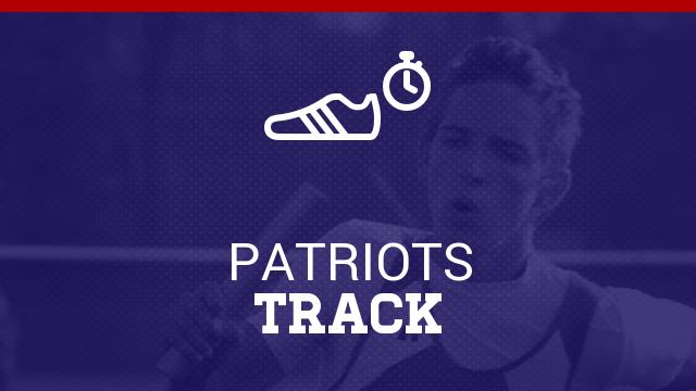 Track Team Tops Locals in State Meet