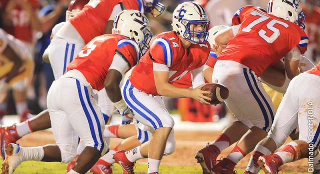 John Curtis vs. Brother Martin game preview