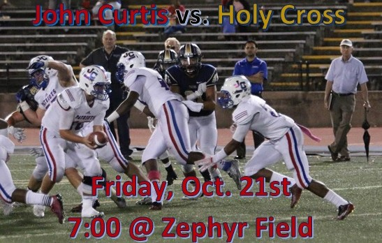 LIVE STREAM vs. Holy Cross (HOMECOMING)