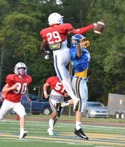 New Website features JC-St. Paul's scrimmage