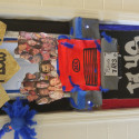 Homecoming Door Decorations