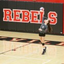 Maryville High School vs. William Blount High School Volleyball!  Rebels Win 3-0!