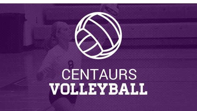 Centaur Volleyball Camp 2016
