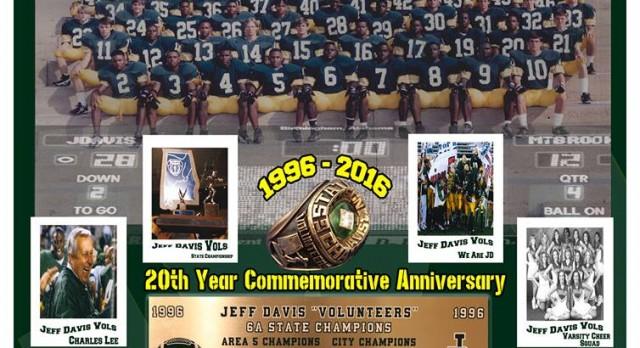 20 year reunion celebration of Champions