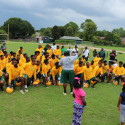 Fall Camp Day 7 –  Family Day