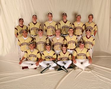 JV Boys Baseball 2013