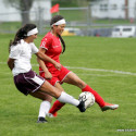 Soccer Pictures Against Coldwater