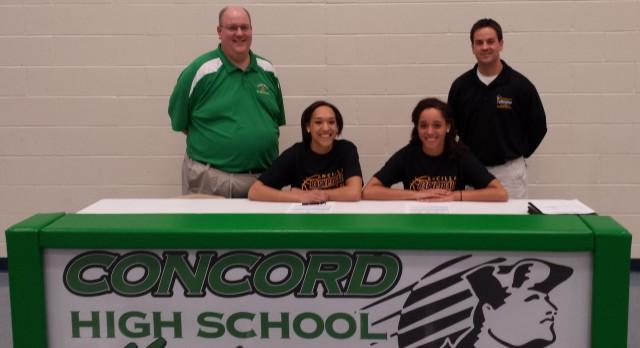 Girls Basketball Players Sign With Ancilla College