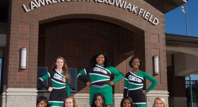 2015 Cheerleading Team Pictures