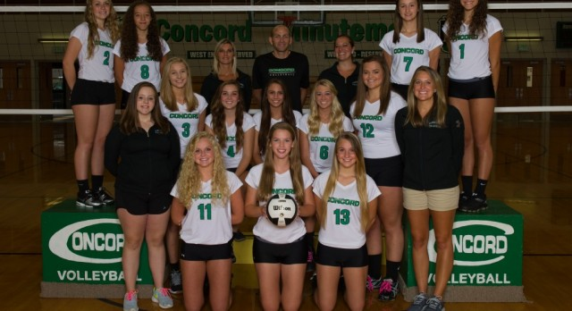 2015 Volleyball Team Pictures
