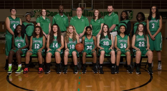 2015-16 Girls Basketball Team Pictures