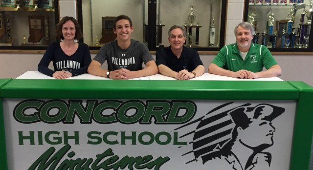 Stephen Krecsmar Signs With Villanova