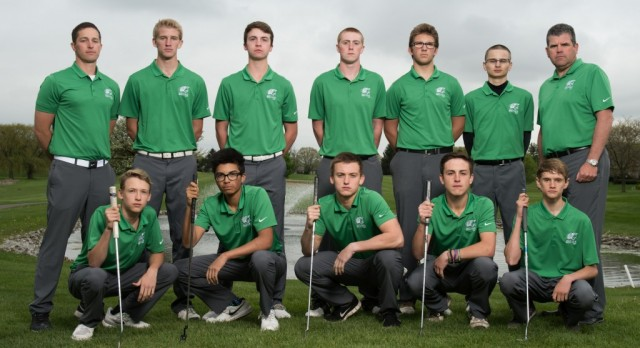 2016 Boys Golf Team Picture