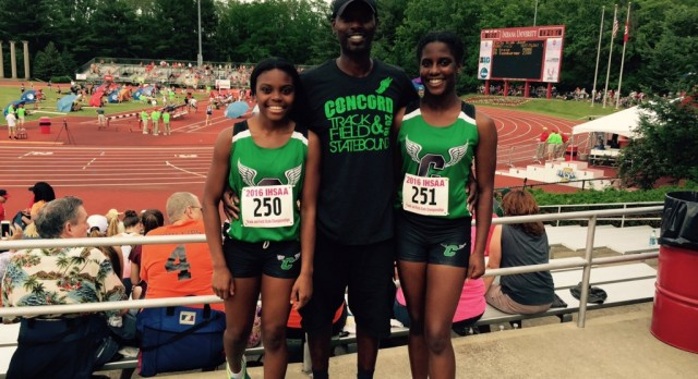 2016 Girls Track State Finals Results