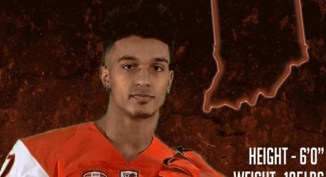 Cedric Mitchell Signs With Bowling Green University