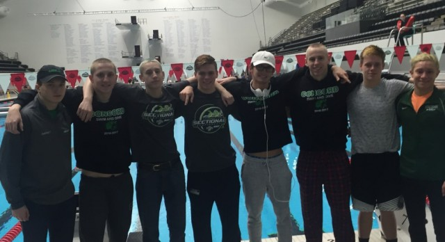 2017 Boys Swimming State Finals Results