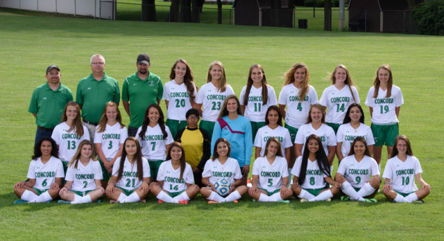 2017 Girls Soccer Team Pictures