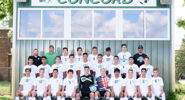 2017 Boys Soccer Team Pictures