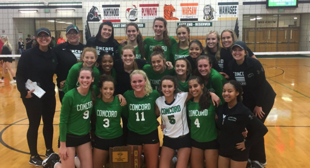 Volleyball Regional Information – Location Changed to Chesterton High School