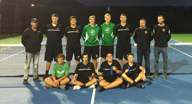 Boys Tennis – 2017 Regional Champions!