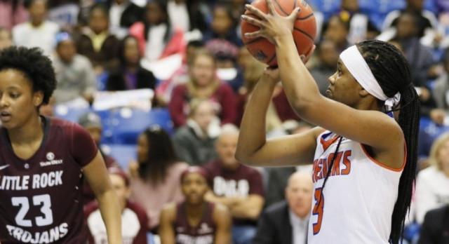 Alumni Watch – Crystal Allen, UTA Basketball
