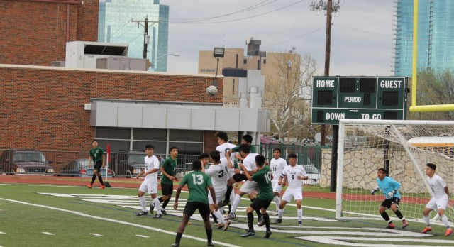 The odds were definitely in the favour of Trimble Tech's Soccer Programs on Saturday, both end up play-off bound with the helps of others. Pictures of boys games vs Western Hills included.