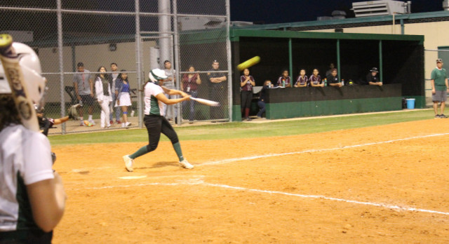 Softball and baseball swing for the fences as they look to close the regular season strong.