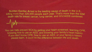 SCA Shirt