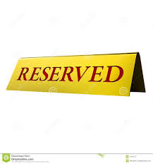 Reserved Seating Renewals on Sale Now