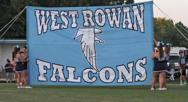 Falcons stun Crest 35-7