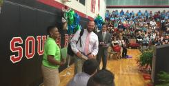 Dr. Durant – RSS Principal of the Year