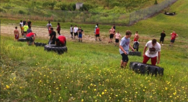 Summer Conditioning Workouts
