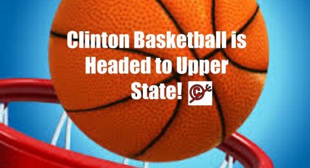Going to Upper State!