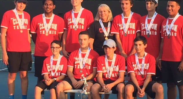 Tennis Ends Season at State