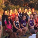 All County Girls XC