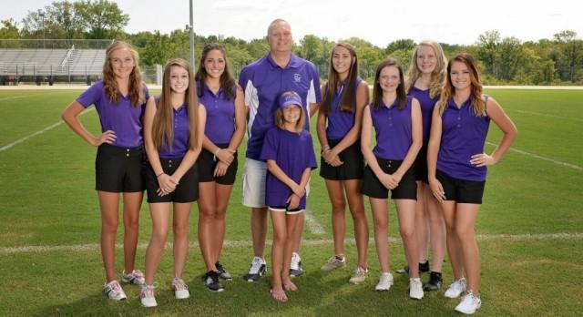 Lady Golfers All SPC
