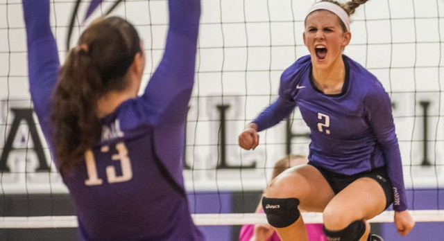 Charger Volleyball Hosts Youth Camp – July 12-14, 2106