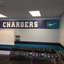 Athletics and Weight Room Face Lift