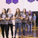 Volleyball State Champ Ring Ceremony