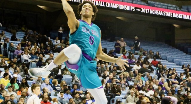 Wendell Moore named NCBCA Player of the Year